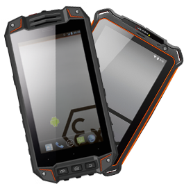 Tablets, Smartphones, Cameras and RFID Readers
