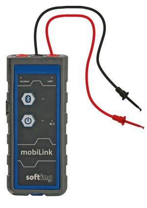 Mobil interface for Hart, Foundation Fieldbus, Profibus